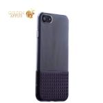 Чехол-накладка силиконовый COTEetCI Gorgeous Silicone Case для iPhone 7 (4.7) CS7028-LK Черный