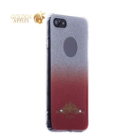Накладка силиконовая Beckberg Starlight series для iPhone 7 (4.7) со стразами Swarovski вид 2