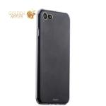 Силиконовый чехол-накладка для iPhone 7 Deppa Gel Case (D-85251) (0.7 мм), цвет прозрачный
