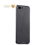 Силиконовый чехол-накладка для iPhone 7 Plus Deppa Gel Case (D-85251) (0.7 мм), цвет прозрачный