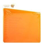 Чехол для Apple MacBook Pro 15 Touch Bar (2016 г.) BTA-Workshop матовый, цвет оранжевый