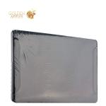 Чехол для Apple MacBook Retina 12 BTA-Workshop Match кожаный, цвет черный