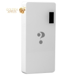 Внешний аккумулятор Wisdom YC-YDA18 Portable Power Bank 13000 mAh white (USB выход: 5V 1A & 5V 2.1A), цвет белый