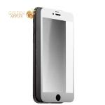 Защитное стекло для iPhone 6S / 6 (5D) White, цвет белый