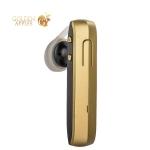 Bluetooth-гарнитура COTEetCI BH07 CAR Universal (BH3007-CE), цвет золотистый