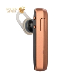 Bluetooth-гарнитура COTEetCI BH07 CAR Universal (BH3007-MRG), цвет розовое золото