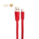 MicroUSB кабель Hoco X9 High speed (1.0 м), цвет красный