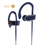 Наушники Hoco ES7 Stroke & Embracing Sporting bluetooth 4.1 Earphone Blue Синии