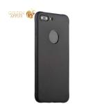 Силиконовый чехол-накладка для iPhone 7 Plus Hoco Juice Series, цвет черный