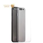 Силиконовый чехол-накладка для iPhone 7 Plus Hoco Light Series, цвет прозрачный