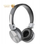 Накладные наушники Hoco W3 headset Black, цвет черный