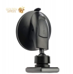 Магнитный автомобильный держатель для смартфонов Deppa Crab Mage One (D-55151), цвет черный