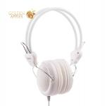 Накладные наушники Hoco W5 Manno headphone White, цвет белый