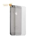 Силиконовый чехол-накладка для iPhone 6S Plus / 6 Plus Hoco Light Series, цвет прозрачный