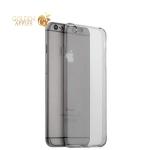 Силиконовый чехол-накладка для iPhone 6S Plus / 6 Plus Hoco Light Series, цвет дымчатый