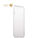 Силиконовый чехол-накладка для iPhone 6S / 6, цвет прозрачный