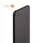 Чехол-накладка супертонкая Coblue Slim Series PP Case & Glass (2в1) для iPhone SE (2020г.) Черный