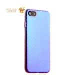 Пластиковый чехол-накладка для iPhone 8 J-Case Colorful Fashion Series (0.5 мм), цвет розовый