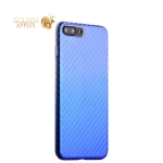 Пластиковый чехол-накладка для iPhone 8 Plus J-Case Colorful Fashion Series (0.5 мм), цвет светло-голубой