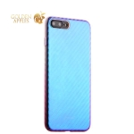 Пластиковый чехол-накладка для iPhone 7 Plus J-Case Colorful Fashion Series (0.5 мм), цвет розовый