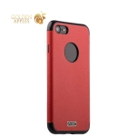Чехол-накладка силиконовый J-case Jack Series (с магнитом) для iPhone SE (2020г.) Красный