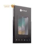 Защитное стекло для iPhone XS COTEetCI 4D Full-screen Glass (0.18 мм) GS8101-WH Black, цвет черный