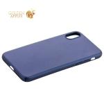 Пластиковый чехол-накладка для iPhone X COTEetCI Armor PC Case (CS8010-BL), цвет синий