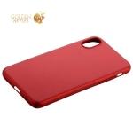 Пластиковый чехол-накладка для iPhone X COTEetCI Armor PC Case (CS8010-RD), цвет красный