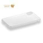 Силиконовый чехол-накладка для iPhone XS Hoco Light Series, цвет прозрачный