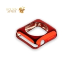 Силиконовый чехол для Apple Watch Series 2 / 3 (38 mm) COTEetCI TPU case (CS7040-RD), цвет красный
