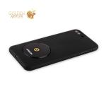 Чехол-накладка с беспроводной зарядкой для iPhone 8 Plus Joyroom JR-ZS141, цвет черный