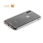 Чехол-накладка силикон Deppa Gel Case D-85335 для iPhone X (5.8) 0.8 мм Прозрачный