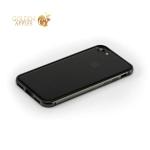 Алюминиевый бампер для iPhone 8 G-Case Grand Series, цвет черный