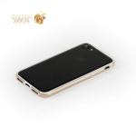 Алюминиевый бампер для iPhone 8 G-Case Grand Series, цвет золотистый