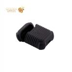Чехол силиконовый COTEetCI для AirPods CS8106-BK Case Черный