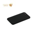 Чехол-накладка силикон Anycase TPU A-140027 для iPhone 8 1.0 мм матовый Черный