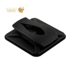 Автомобильный держатель для смартфонов Hoco CA21 Automotive Center Stack Holder до 7.0, цвет черный