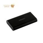 Внешний аккумулятор Remax Vanguard power bank (2USB: 5V-2.1A/1.0A) - 10000 mAh Black, цвет черный