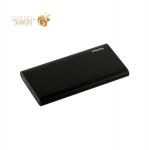 Внешний аккумулятор Remax PPP 13 Kinzy power bank (2USB: 5V-2.0A) - 10000 mAh Black, цвет черный