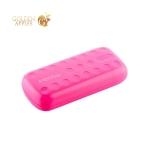 Внешний аккумулятор Remax PPL 2 Lovely power bank (USB: 5V-1.5A) - 5000 mAh Pink, цвет розовый