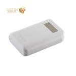 Внешний аккумулятор Remax PPL 11 Box power bank (USB: 5V-1.5A) - 10000 mAh White, цвет белый