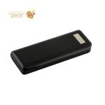Внешний аккумулятор Remax PPL 12 Box power bank (2USB: 5V-2.0/1.0A) - 20000 mAh Black, цвет черный