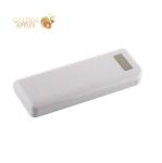 Внешний аккумулятор Remax PPL 12 Box power bank (2USB: 5V-2.0/1.0A) - 20000 mAh White, цвет белый