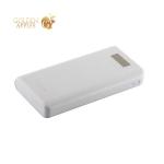 Внешний аккумулятор Remax PPL 14 Box power bank (2USB: 5V-2.0/1.0A) - 30000 mAh White, цвет белый