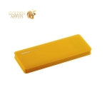 Внешний аккумулятор Remax Candy power bank (USB: 5V-1.5A) - 5000 mAh Yellow, цвет желтый