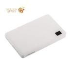 Внешний аккумулятор Remax PPP 7 Notebook power bank (4USB: 5V-2.0/1.0A) - 30000 mAh White, цвет белый