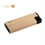 Внешний аккумулятор Remax RPP 61 Kerolla power bank (2USB: 5V-2.1A) - 10000 mAh Gold, цвет золотистый