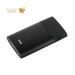 Внешний аккумулятор Remax RPP 27 Perfume power bank (2USB: 5V-2.1A) - 10000 mAh Black, цвет черный