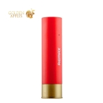 Внешний аккумулятор Remax RPL 18 Shell power bank (USB: 5V-1.5A) - 2500 mAh Red, цвет красный