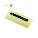 Внешний аккумулятор Remax PPL 15 Proda E5 power bank (USB: 5V-1.0A) - 5000 mAh Yellow, цвет желтый